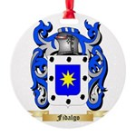 Fidalgo Round Ornament