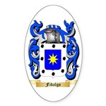 Fidalgo Sticker (Oval)