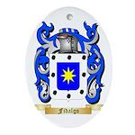 Fidalgo Ornament (Oval)