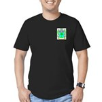 Ficarra Men's Fitted T-Shirt (dark)