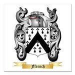 Ffrench Square Car Magnet 3