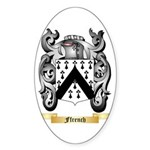Ffrench Sticker (Oval)
