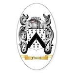 Ffrench Sticker (Oval 50 pk)