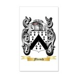 Ffrench 20x12 Wall Decal