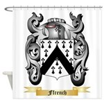 Ffrench Shower Curtain