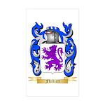 Ffolliott Sticker (Rectangle 10 pk)