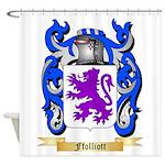 Ffolliott Shower Curtain