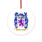 Ffolliott Ornament (Round)