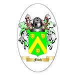 Ffitch Sticker (Oval 10 pk)