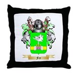 Fey Throw Pillow