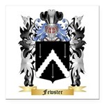 Fewster Square Car Magnet 3