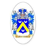 Fevrichaud Sticker (Oval 50 pk)