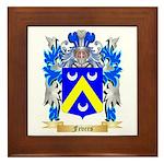 Fevers Framed Tile