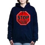 Stop Believing the Internet Hooded Sweatshirt