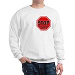 Stop Believing the Internet Sweatshirt