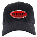 Stop Believing the Internet Black Cap
