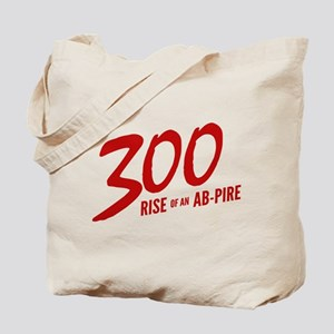 300 Rise Of An Ab-Pire Tote Bag