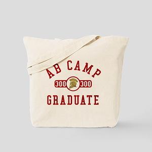 300 Ab Camp Graduate Tote Bag