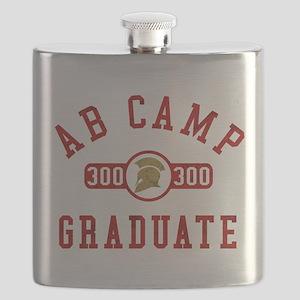 300 Ab Camp Graduate Flask