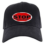 Stop Stupid Black Cap