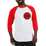 Stop Stupid Baseball Jersey