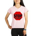 Stop Stupid Performance Dry T-Shirt