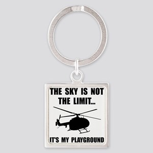 Sky Playground Helicopter Keychains
