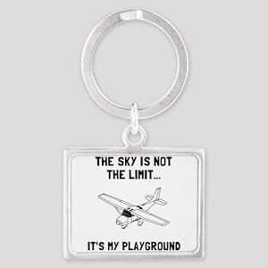 Sky Playground Plane Keychains
