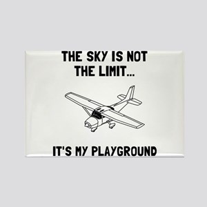 Sky Playground Plane Magnets