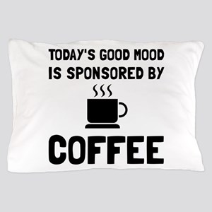 Sponsored By Coffee Pillow Case