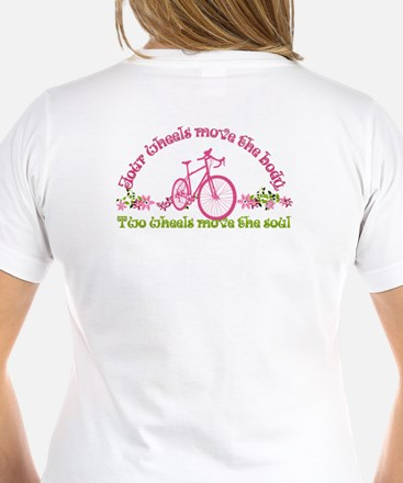 2-Sided Bike Love Shirt