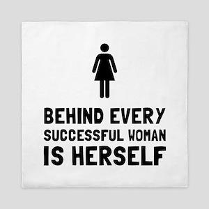 Successful Woman Queen Duvet
