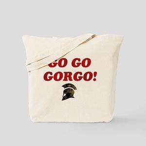 300 Go Go Gorgo Tote Bag