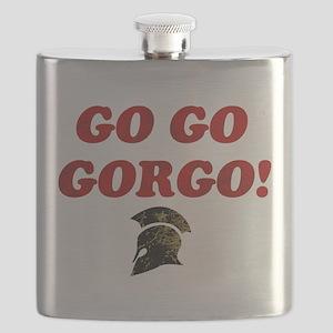 300 Go Go Gorgo Flask