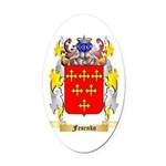 Fesenko Oval Car Magnet
