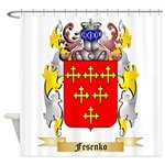 Fesenko Shower Curtain