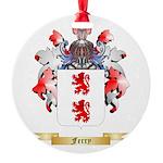 Ferry Round Ornament