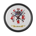 Ferry Large Wall Clock