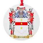 Ferruzzi Round Ornament