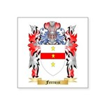 Ferruzzi Square Sticker 3