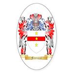 Ferruzzi Sticker (Oval 50 pk)