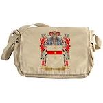 Ferruzzi Messenger Bag
