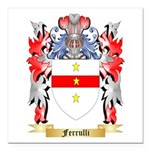Ferrulli Square Car Magnet 3