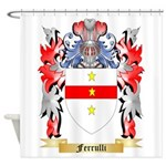 Ferrulli Shower Curtain