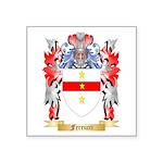 Ferrucci Square Sticker 3