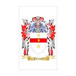 Ferrucci Sticker (Rectangle)