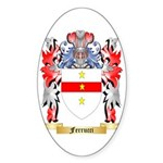 Ferrucci Sticker (Oval 10 pk)