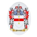 Ferrucci Ornament (Oval)