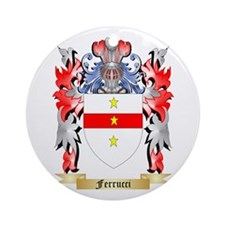 Ferrucci Ornament (Round)