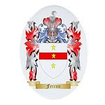 Ferron Ornament (Oval)